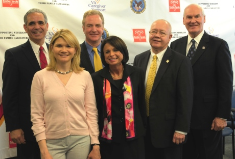 Easter Seals and VA Leaders