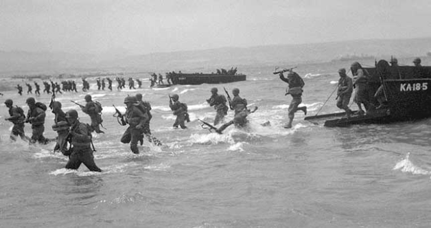were the normandy landings a success If there is any shame it rests with this type of idle speculation by poor minds – the normandy landings were only a success because all nationalities made contributions tim d 9 years ago 0.
