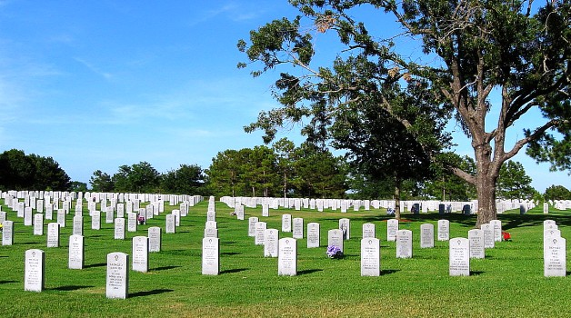 VA now providing online daily burial schedules for its national cemeteries
