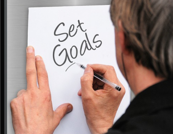Plan your work and set goals