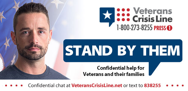 What happens on the other end: Veterans Crisis Line
