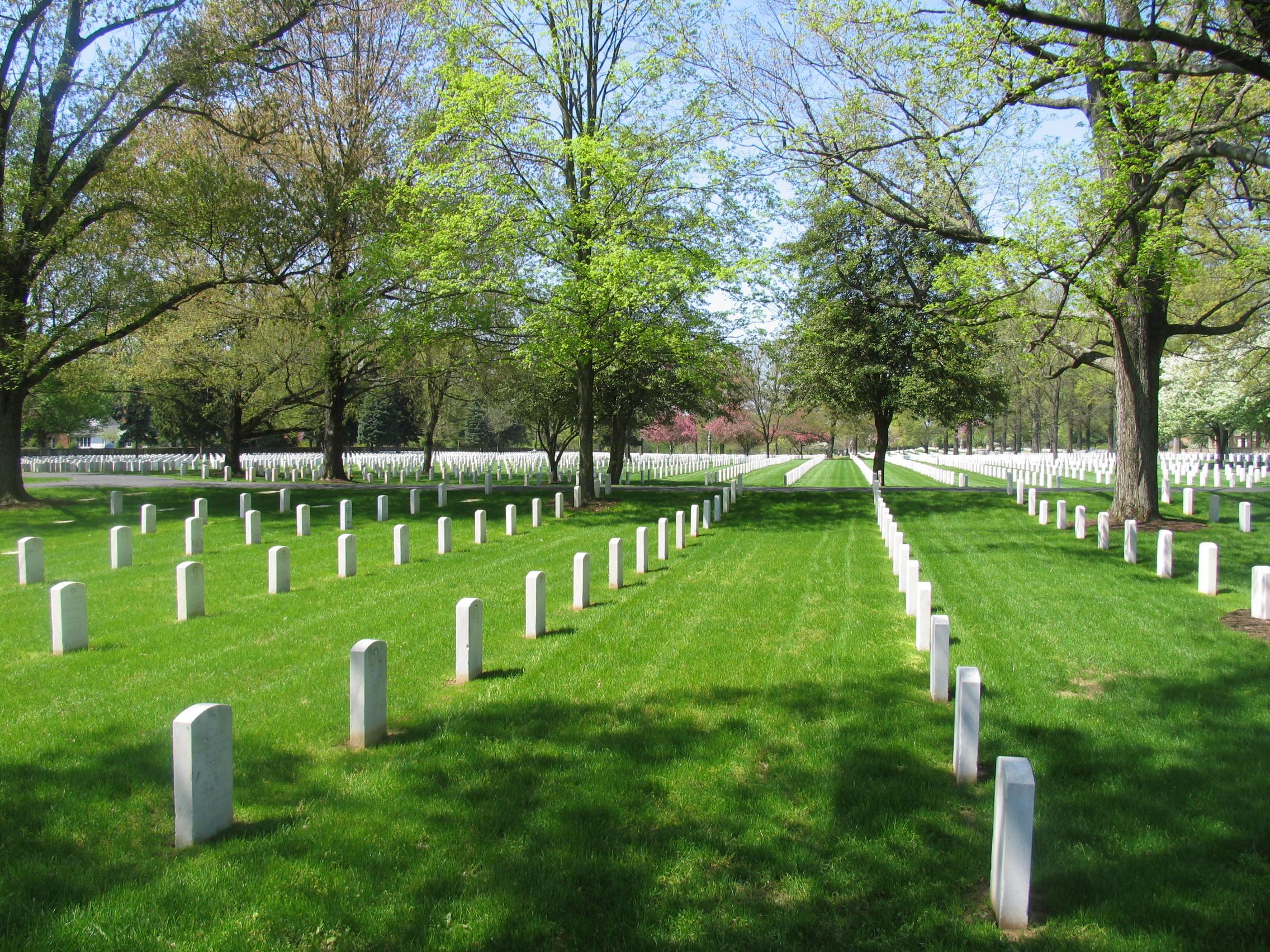 The National Cemetery Administration Again Leads the Nation in ...