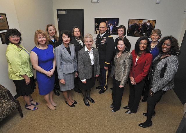 "On Tuesday, March 25, 2014, the White House, partnering with VA, honored 10 local Veteran industry leaders as ""Women Veteran Leader Champions of Change,"" highlighting their incredible contributions to our nation's business, public and community service sectors."