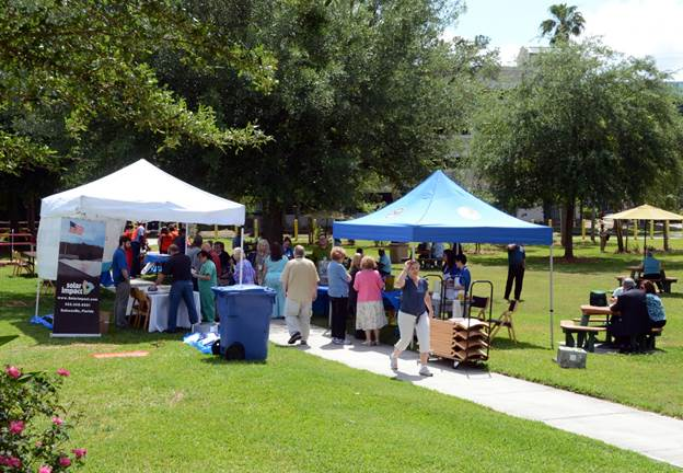 earth day celebration in florida