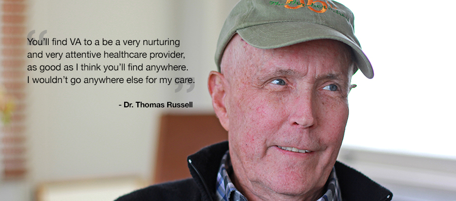 Dr. Thomas Russell quote