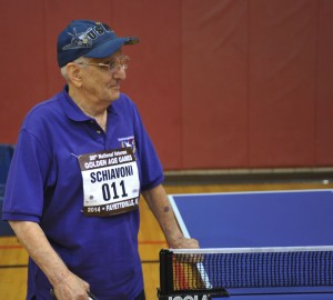 Veterans Participate in the 28th Annual National Veterans Golden Age Games