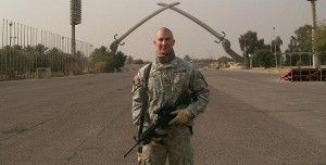Thomas Bernard in Iraq