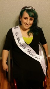 Evelyna Castro, Miss Wheelchair Washington