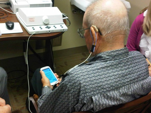 Need an audiologist? There's an app for that.