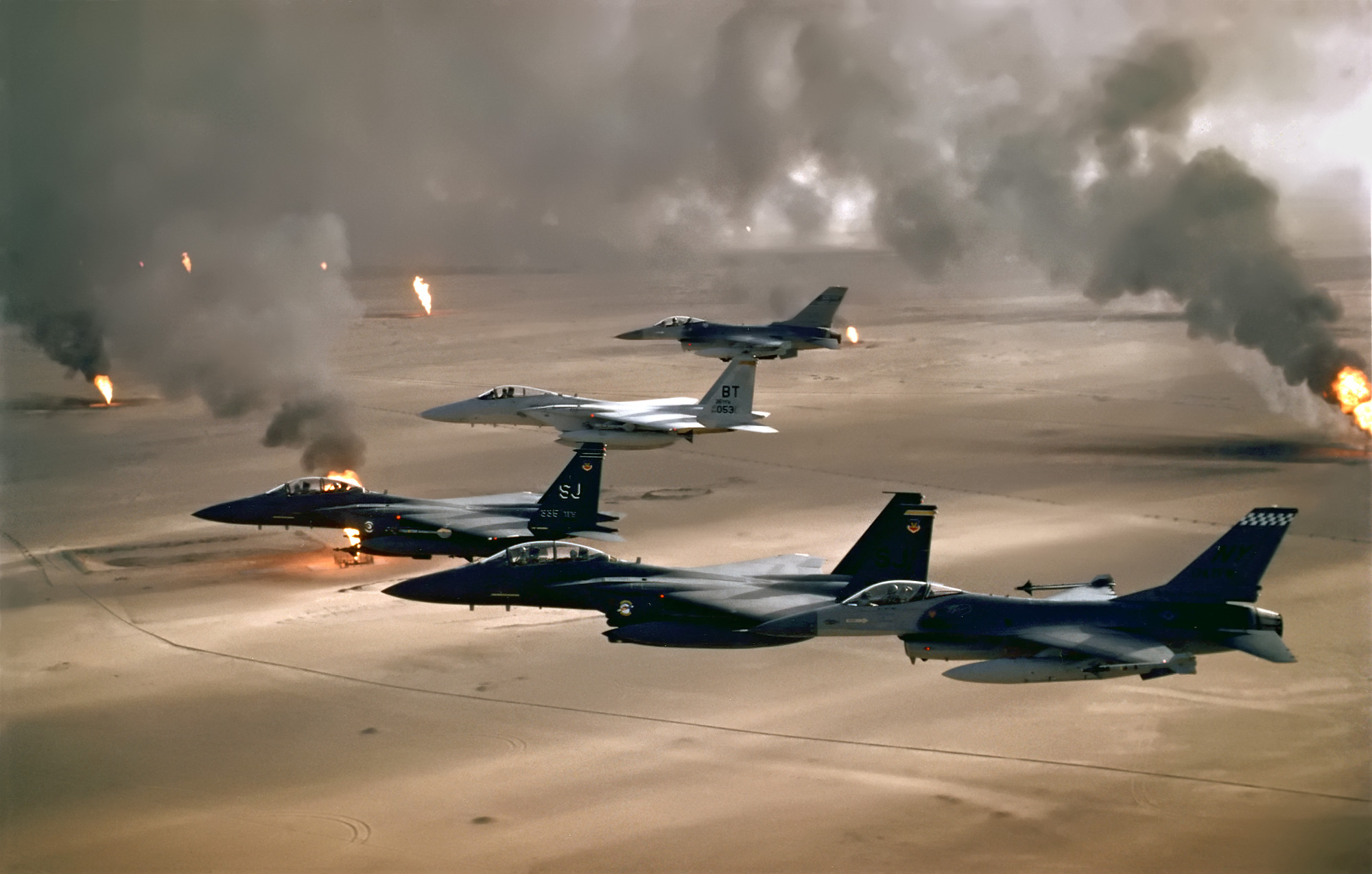 Desert Storm anniversary remembered. What are your stories?