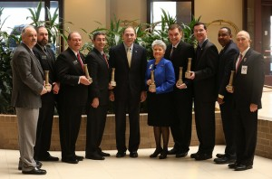 2015 NASDVA Pillars of Excellence Award winners
