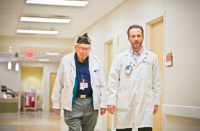 Taking Care of Veterans: A Shared Responsibility
