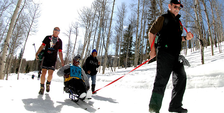 Hundreds of disabled Veterans to attend Winter Sports Clinic