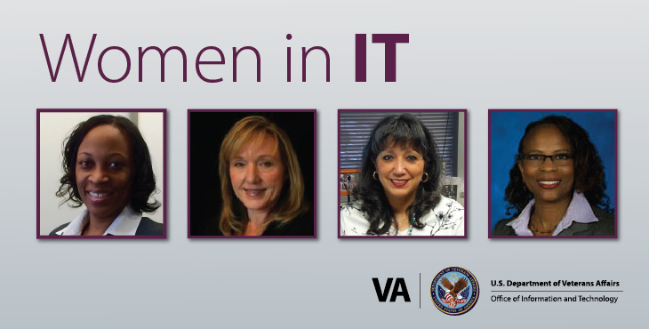 Recognizing VA's women leaders in information technology