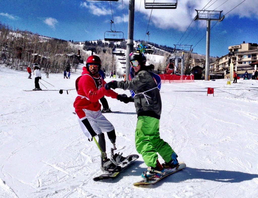 National Disabled Veterans Winter Sports Clinic improving Veterans' lives
