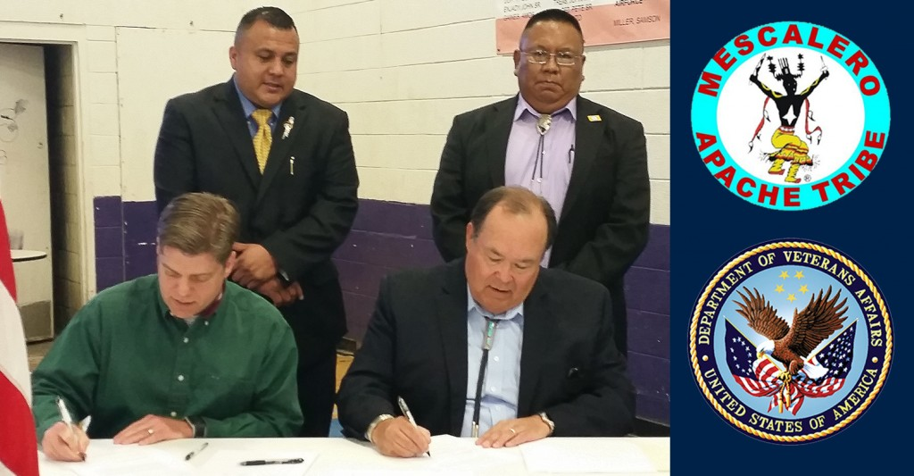 Mescalero Apache Tribe's agreement with the VA opens doors