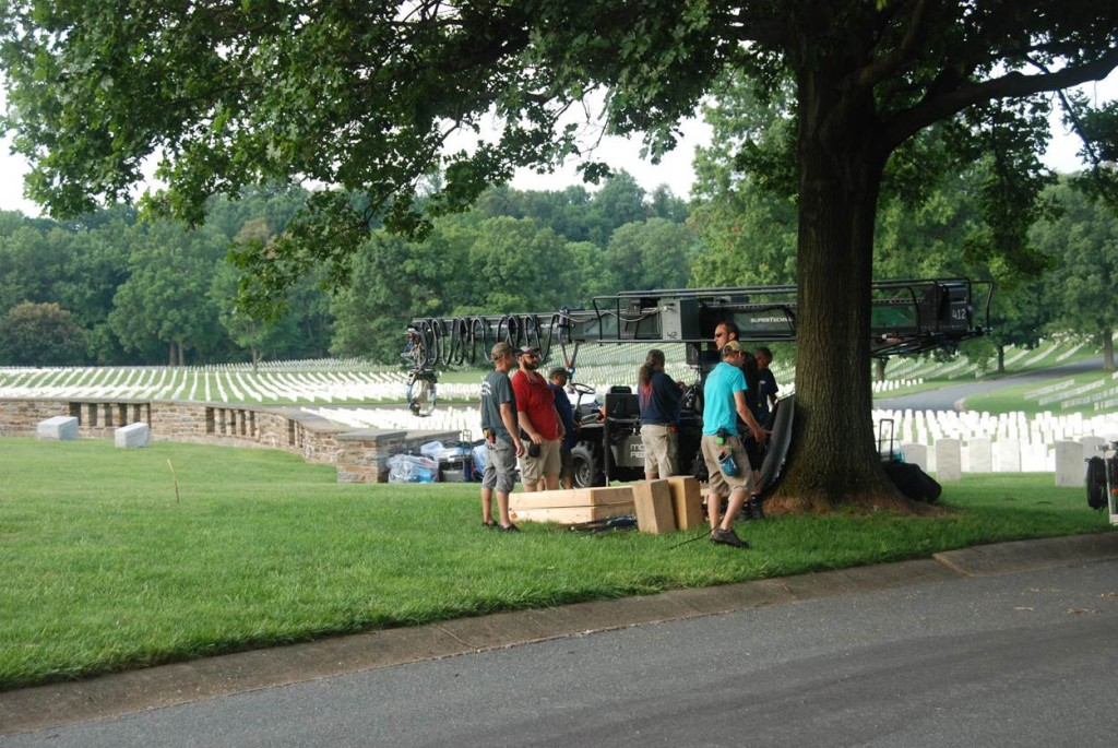 "Maryland's ""Little Arlington"" fills in for House of Cards season three filming"