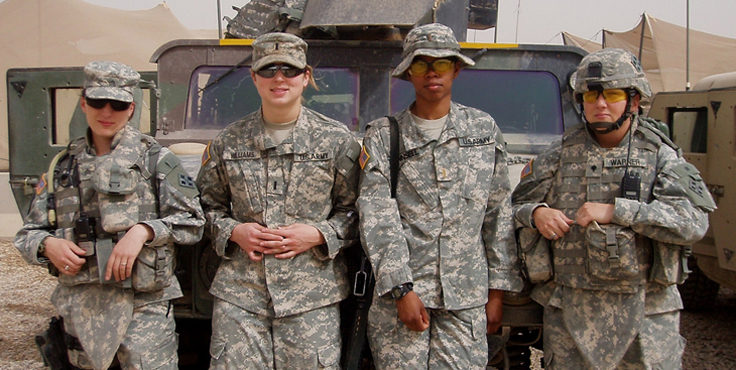 Honoring Women Veterans