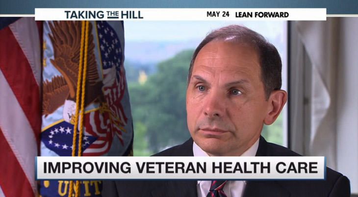 "ICYMI: Sec. McDonald on MSNBC's ""Taking the Hill"""