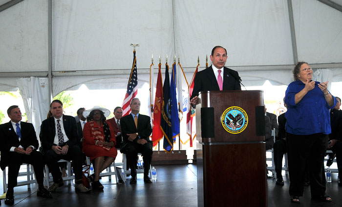 VA Summer of Service: Secretary launches new volunteer initiative