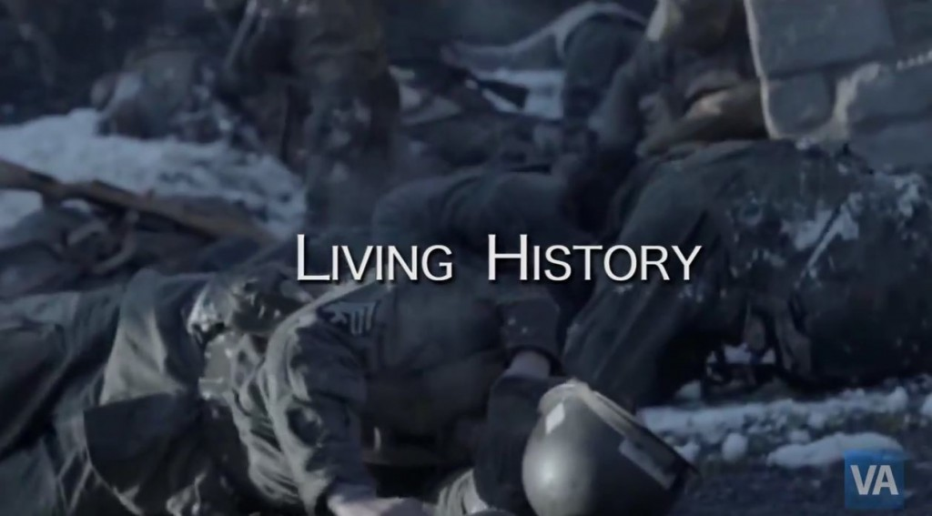 Living History: Battle of the Bulge web series