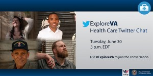 ExploreVA Twitter Chat