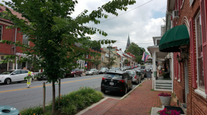 Main St., Shepherdstown, WV