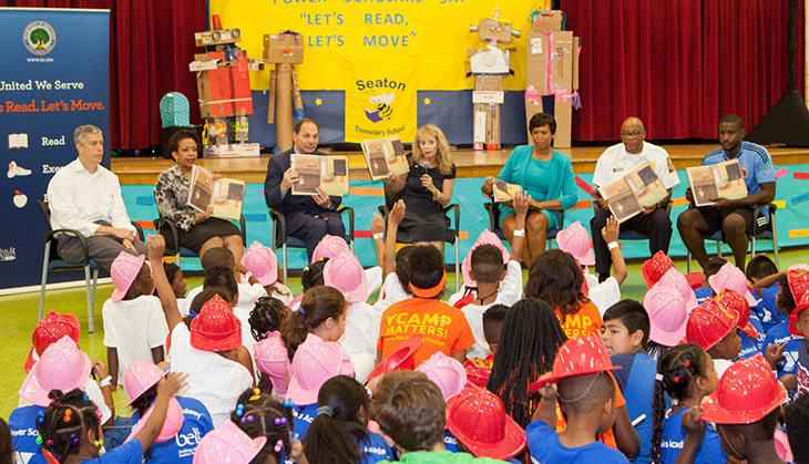 #ReadWhereYouAre: How Veterans can help get kids reading