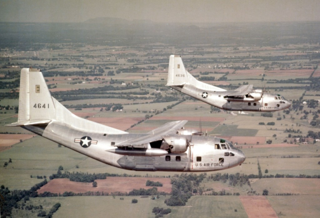 VA begins awarding compensation for C-123 Agent Orange claims