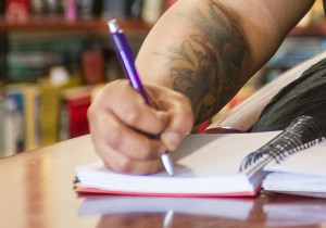 For Veteran, poetry complements PTSD treatment