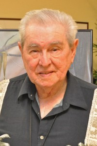 An image of Veteran Charlie Swan.