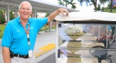 VA Summer of Service: Tampa tram volunteers make getting around easier