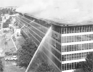 1973 NPRC Records Fire