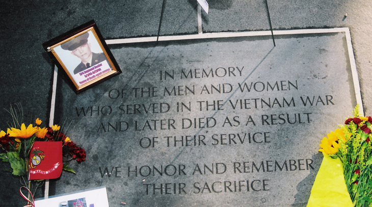 In Memory program honors Vietnam Veterans for their sacrifice