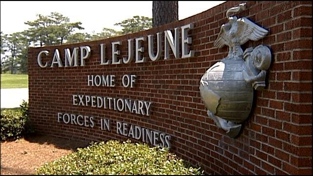 VA expands review of chemical exposure in drinking water at Marine Corps Base Camp Lejeune