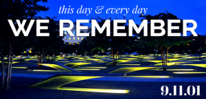 This and every day we remember