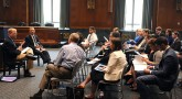 VA mental health professionals visit the Hill to discuss suicide prevention