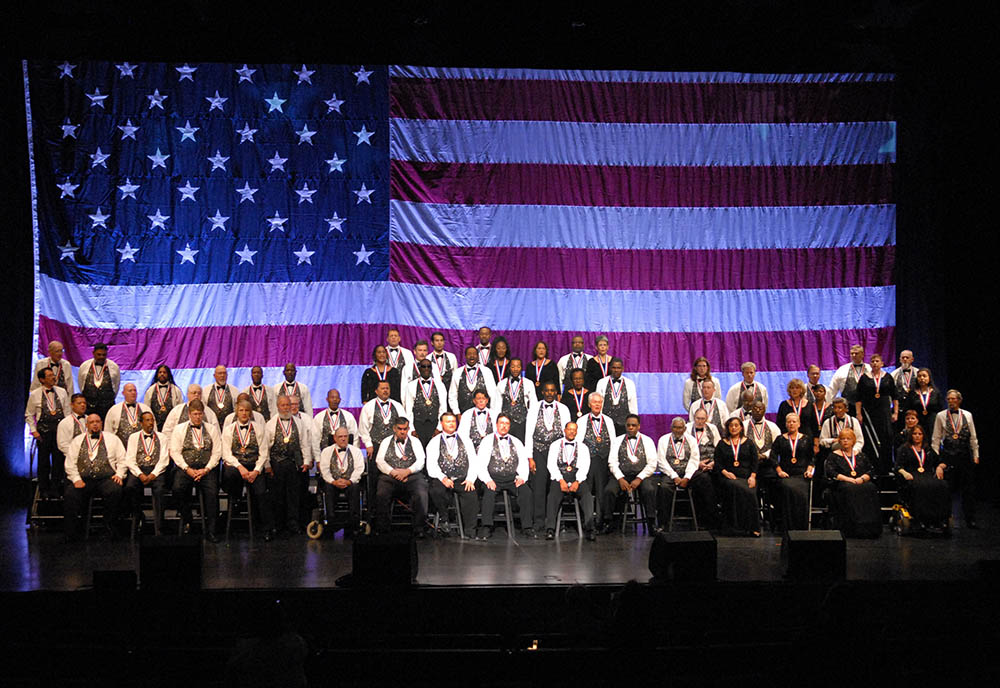 Free tickets available for the National Veterans Creative Arts Festival