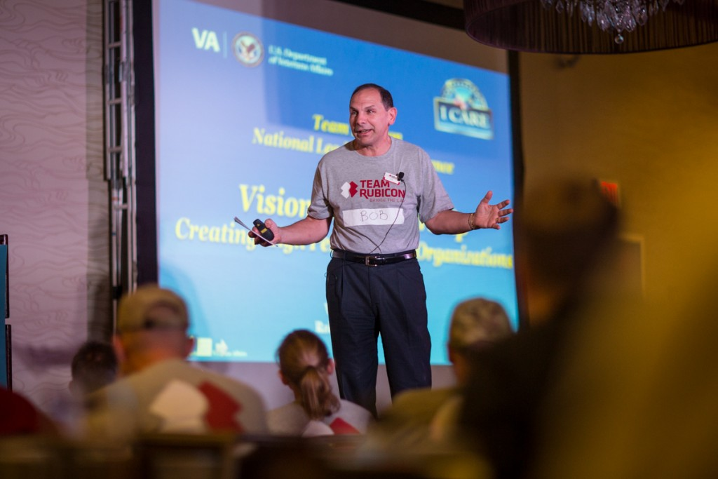 Team Rubicon's leadership conference prepares Veteran volunteers to respond to disasters