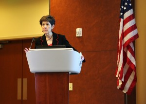 Dr. Clancy, VA Chief Medical Officer encourages employees to share their lessons learned with the rest of VA