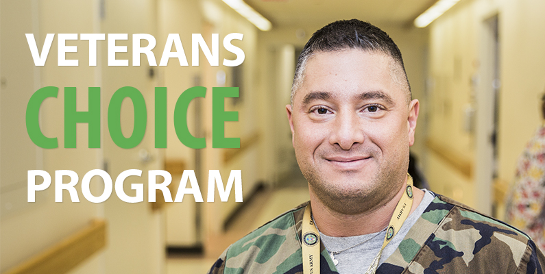 VA implements the first of several Veterans Choice Program eligibility expansions