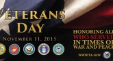 Veterans Day 2015: Ceremonies and events