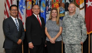 Puerto Rico VA and DoD leadership