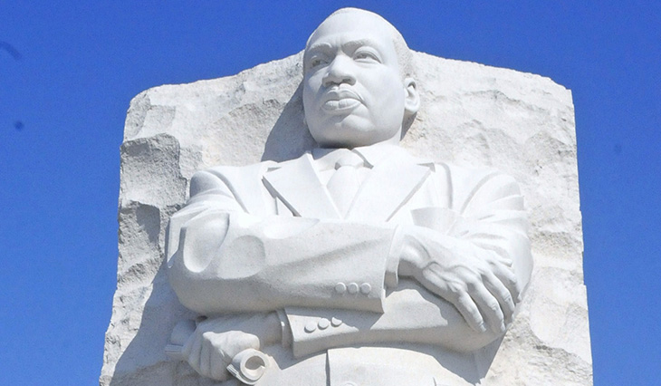 A message from the secretary on Martin Luther King, Jr ...
