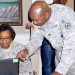 Army Reserve command partners with VA to conduct retirement briefing