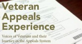 Listening to the voices of Veterans and their journey in the appeals system