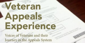 Veterans Appeals Experience