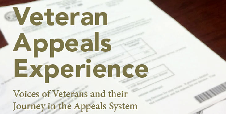 d0cb68add Listening to the voices of Veterans and their journey in the appeals system