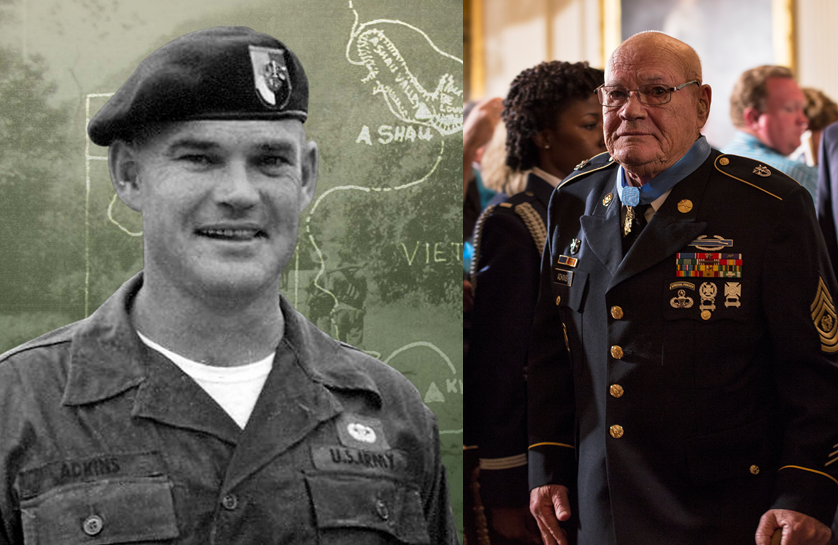 This Medal Of Honor Recipient Just Turned 82 You Ll Be Stunned By What He Did In Vietnam Vantage Point