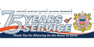 USCG Reserve 75th Anniversary